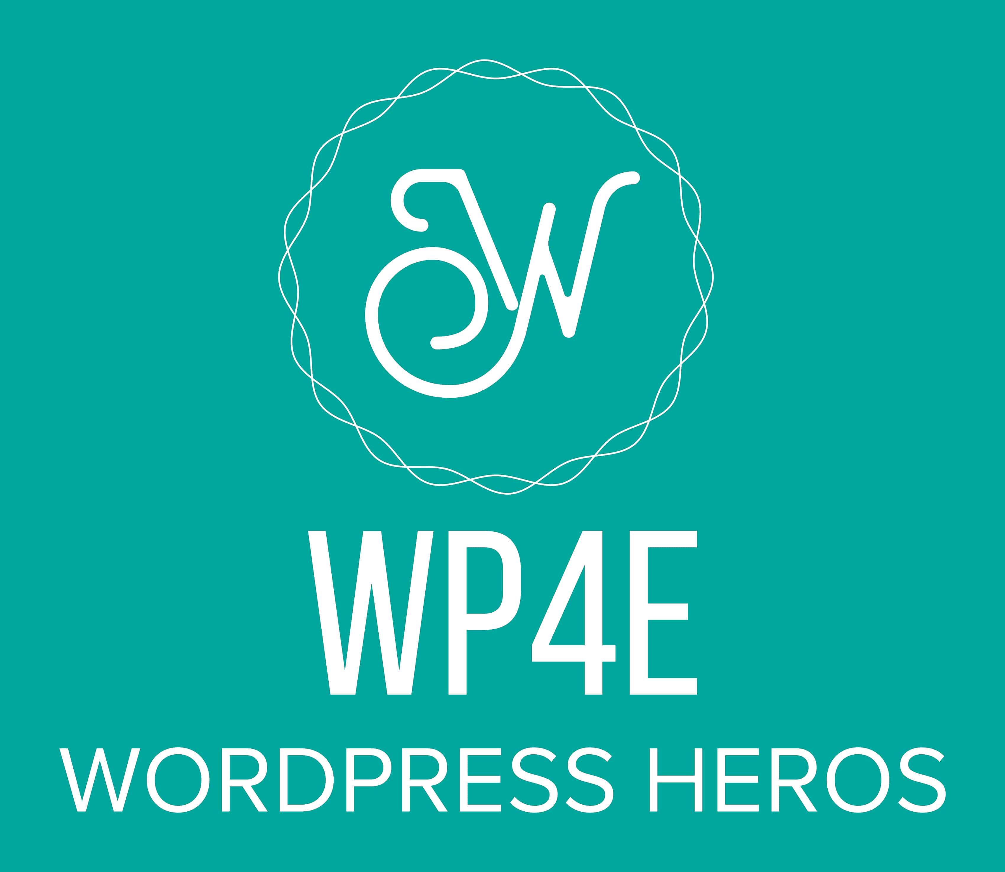 wp4e logo